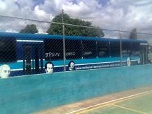 Llevando cultura y deporte a los barrios